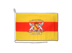 Baden with crest - Boat Flag 12x16""