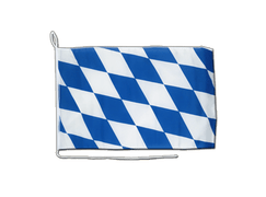 Bavaria without crest - Boat Flag 12x16""
