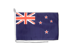 Boat Flag New Zealand - 12x16""