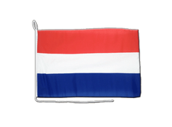 Netherlands - Boat Flag 12x16""