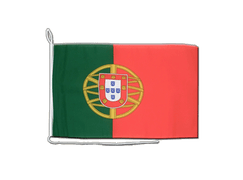 Boat Flag Portugal - 12x16""