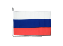 Bootsflagge Russland - 30 x 40 cm