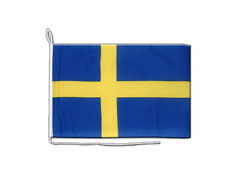 Sweden - Boat Flag 12x16""