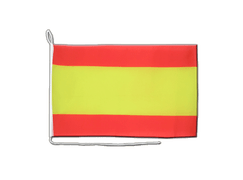 Spain without crest - Boat Flag 12x16""