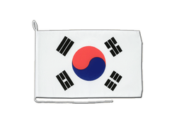 South Korea Boat Flag - 12x16""