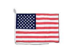 USA - Boat Flag 12x16""