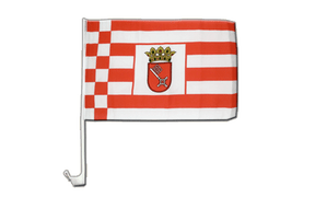Bremen - Car Flag 12x16""