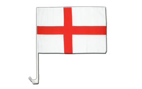 England St. George - Car Flag 12x16""