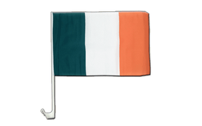 Ireland Car Flag - 12x16""