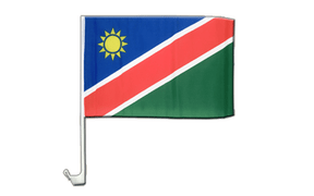 Namibia - Car Flag 12x16""