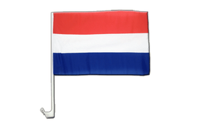 Car Flag Netherlands - 12x16""