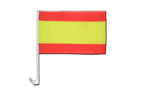 Spain without crest - Car Flag 12x16""