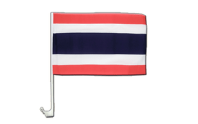 Thailand - Car Flag 12x16""