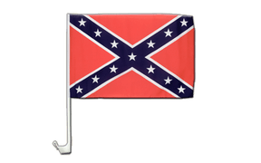 USA Southern United States - Car Flag 12x16""