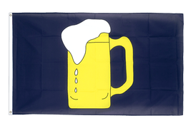 Large Flag Beer - 5x8 ft