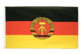 Large GDR Flag - 5x8 ft