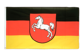 Lower Saxony - 5x8 ft Flag