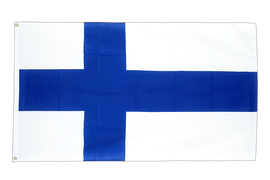 Finland - 5x8 ft Flag