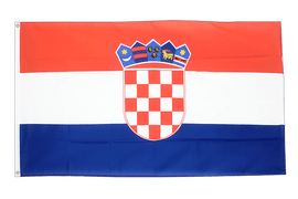 Large Croatia Flag - 5x8 ft