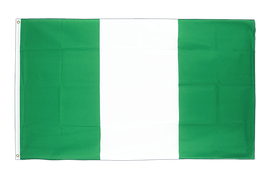 Large Nigeria Flag - 5x8 ft