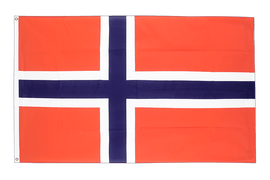 Large Norway Flag - 5x8 ft