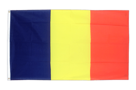 Large Rumania Flag - 5x8 ft