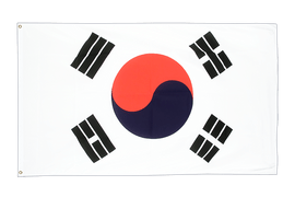 Large South Korea Flag - 5x8 ft