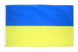 Ukraine - 5x8 ft Flag