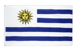 Large Uruguay Flag - 5x8 ft