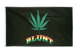 Cannabis Blunt - 3x5 ft Flag