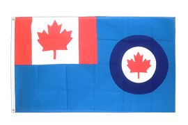 Acheter drapeau Canada Aviation royale canadienne ARC - 90 x 150 cm