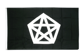 Pentacle - 3x5 ft Flag