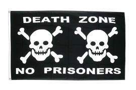 Buy Pirate Death Zone - 3x5 ft Flag