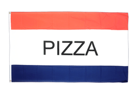 Pizza - 3x5 ft Flag