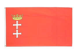 Gdansk - 3x5 ft Flag
