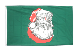 Santa Claus Flag - 3x5 ft