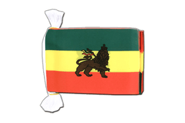 Ethiopia old - Flag Bunting 6x9""