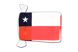 Flag Bunting Chile - 6x9""