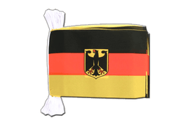 Germany Dienstflagge Flag Bunting - 6x9""