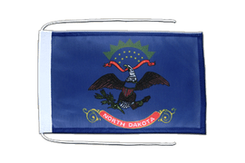 North Dakota - Flagge 20 x 30 cm