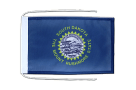 South Dakota - Flagge 20 x 30 cm