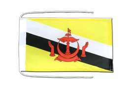 Brunei Flag - 8x12""