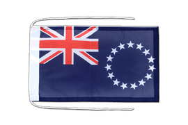Cook Islands Flag - 8x12""
