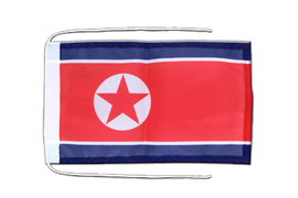 North corea Flag - 8x12""