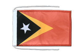 East Timor Flag - 8x12""