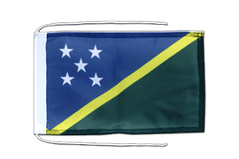 Solomon Islands Flag - 8x12""