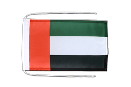 United Arab Emirates Flag - 8x12""
