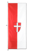 Vienna - Vertical Hanging Flag 80 x 200 cm