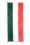 Italy - Vertical Hanging Flag 80 x 200 cm