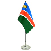 Namibia - Satin Table Flag 6x9""